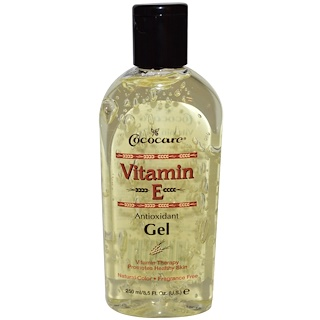 Cococare, Vitamin E Antioxidant Gel, 8.5 fl oz (250 ml)