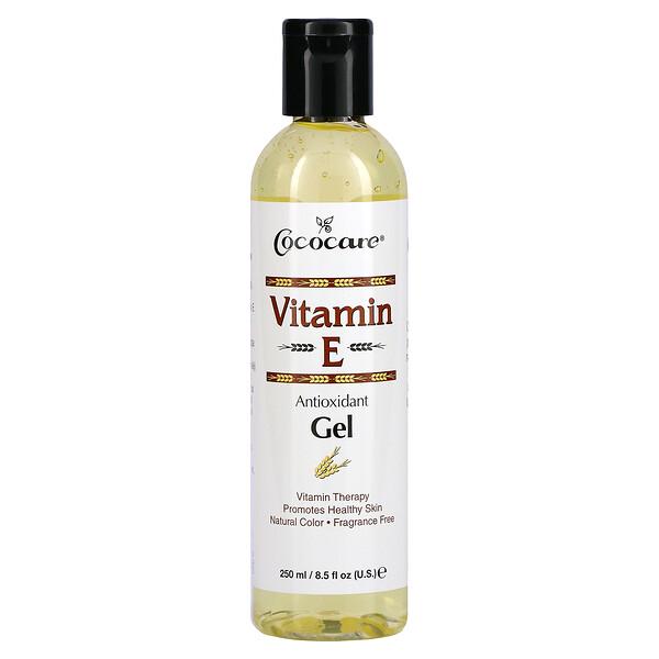 ビタミンE還元ジェル、250ml(8.5液量オンス)