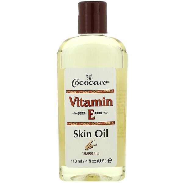 維生素E護膚油,4 液體盎司 (120 毫升)