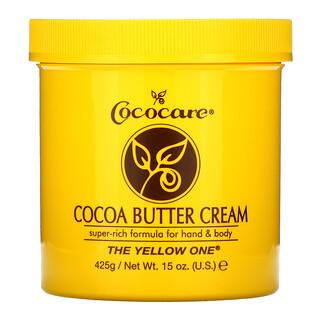 Cococare, крем с маслом какао, 425г (15унций)