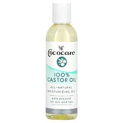 Cococare, 全蓖麻油,4 液量盎司(118 毫升)