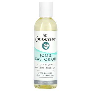 Cococare, 100% Castor Oil, 4 fl oz (118 ml)