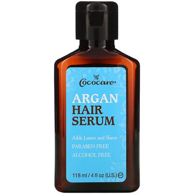 Купить Cococare сыворотка для волос с аргановым маслом, 118 мл (4 жидких унции)