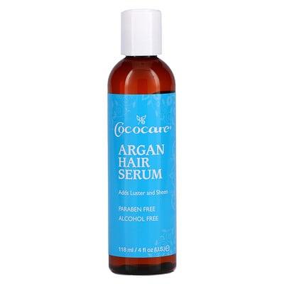 Cococare сыворотка для волос с арганой, 118 мл (4 жидк. унции)