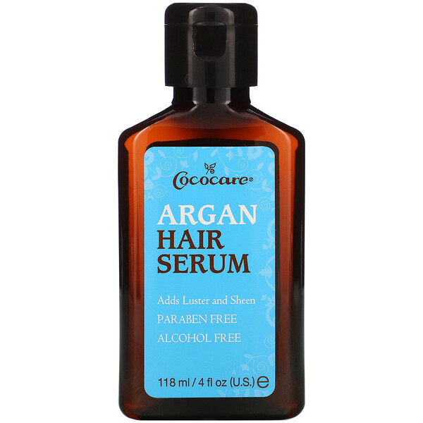 Argan Hair Serum, 4 fl oz (118 ml)
