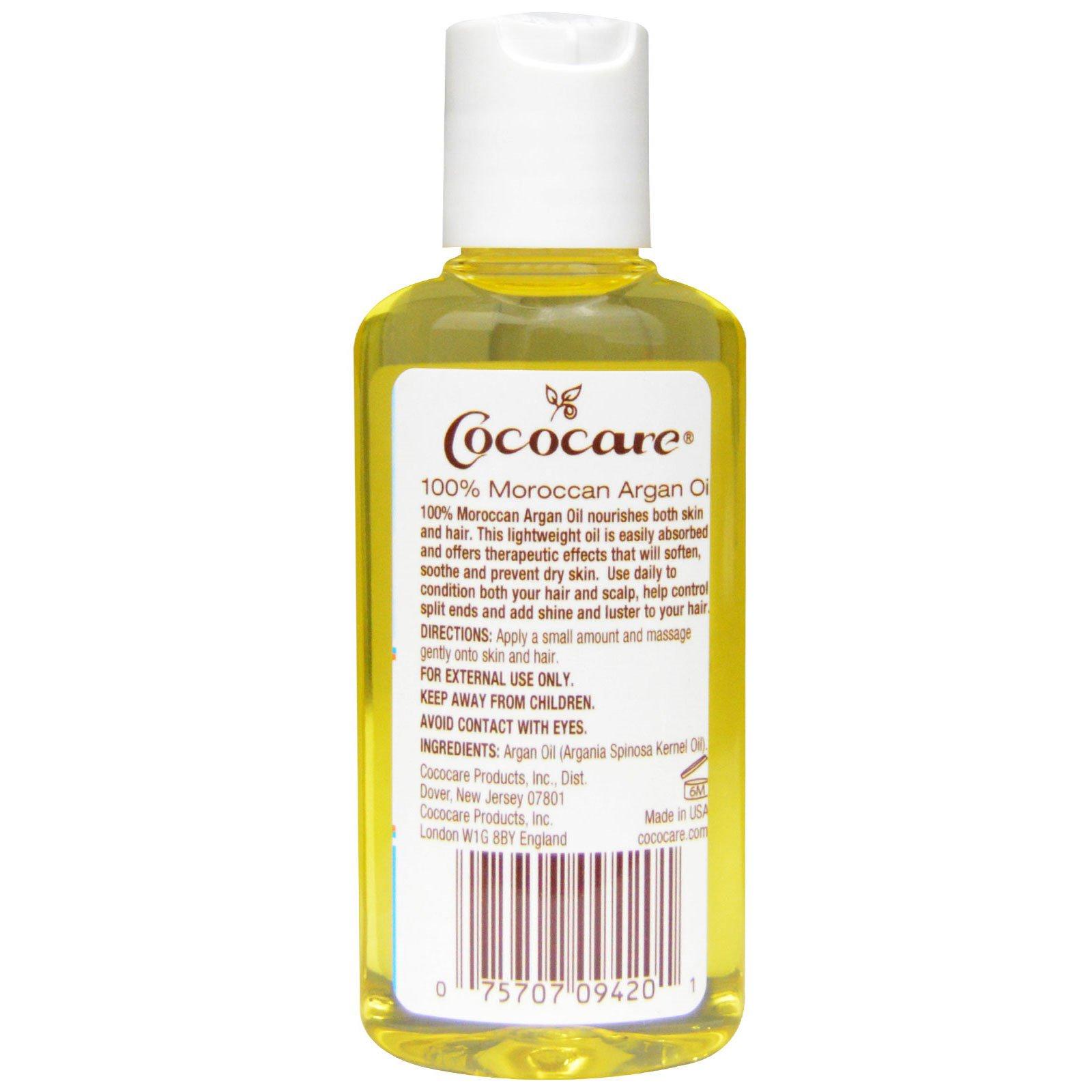 Cococare  Natural Moroccan Argan Oil