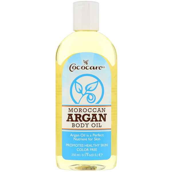 Moroccan Argan Body Oil, 8.5 fl oz (250 ml)