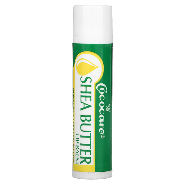 Shea Butter Lip Balm, .15 oz (4.2 g)