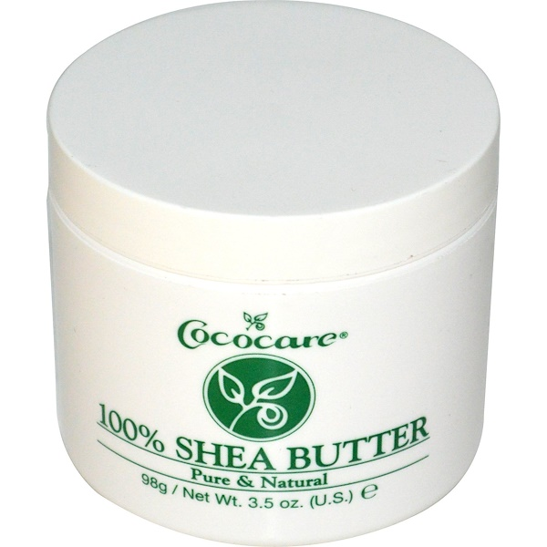 Cococare, 100% Shea Butter, 3.5 oz (98 g) (Discontinued Item)