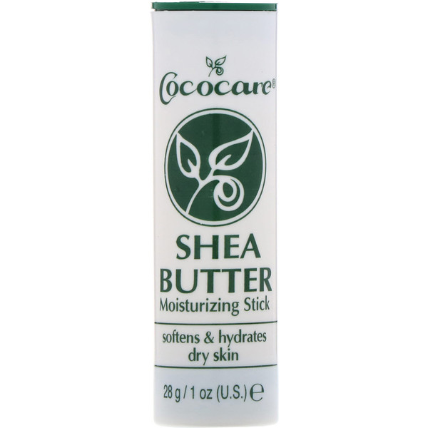 Shea Butter Moisturizing Stick, 1 oz (28 g)