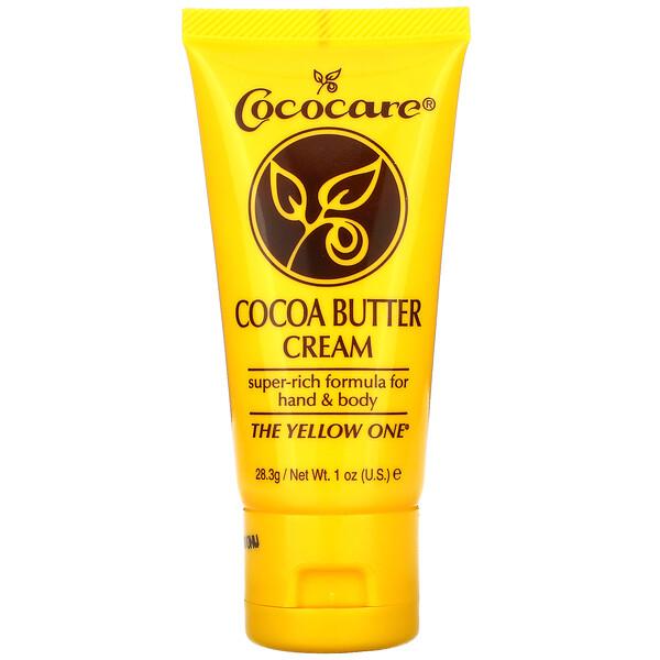 Cocoa Butter Cream, 1 oz (28.3 g)