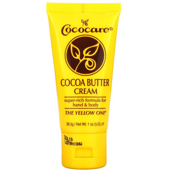 Cocoa Butter Cream, 1 oz (28.3 g)