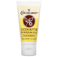 Cococare, 可可脂凡士林,1 盎司(28.3 克)