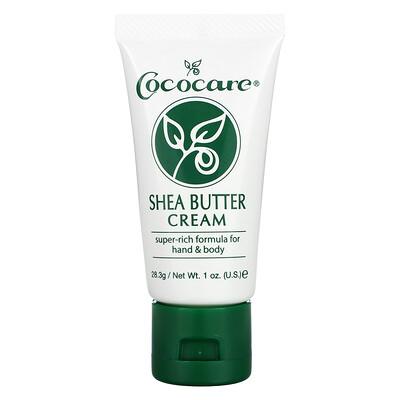 Cococare Shea Butter Cream, 1 oz (28.3 g)