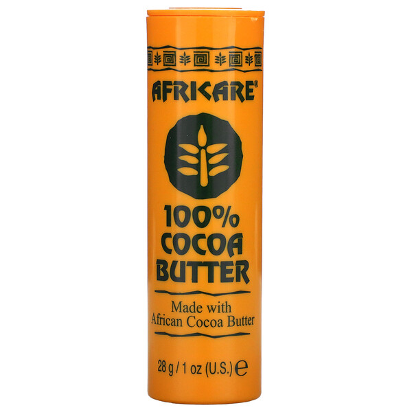 Africare, 100% Cocoa Butter, 1 oz (28 g)