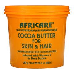 Cococare, Africare,可可脂,皮膚和頭髮用,10.5 盎司(297 克)