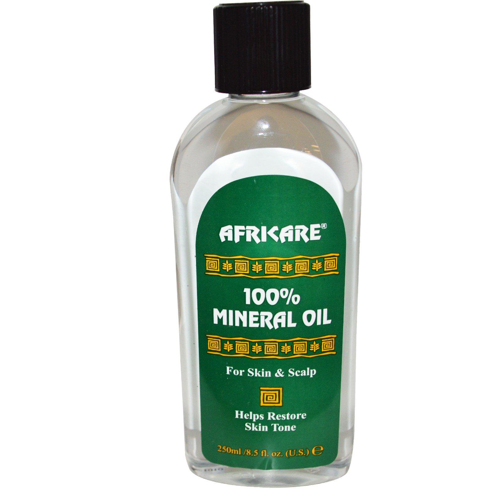 Cococare, Африкэр, 100% минеральное масло, 250 мл (8,5 жидких унций)