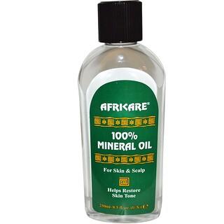Cococare, アフリカーレ、100%ミネラルオイル、8.5フロス(250ml)