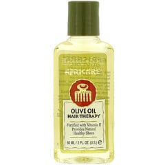 Cococare, Africare,橄欖油頭髮護理,2 盎司(60 毫升)