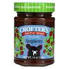 Crofter's Organic, Just Fruit Spread, Organic Raspberry, 10 oz (283 g)