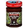 Crofter's Organic, Organic Premium Spread, Seedless Blackberry, 10 oz (283 g)