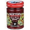 Crofter's Organic, Premium Spread, Four Fruit, 10 oz (283 g)