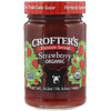 Crofter's Organic, Premium Spread, Strawberry, 16.5 oz (468 g)