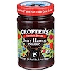 Crofter's Organic, Premium Spread, Berry Harvest Organic, 16.5 oz (468 g)