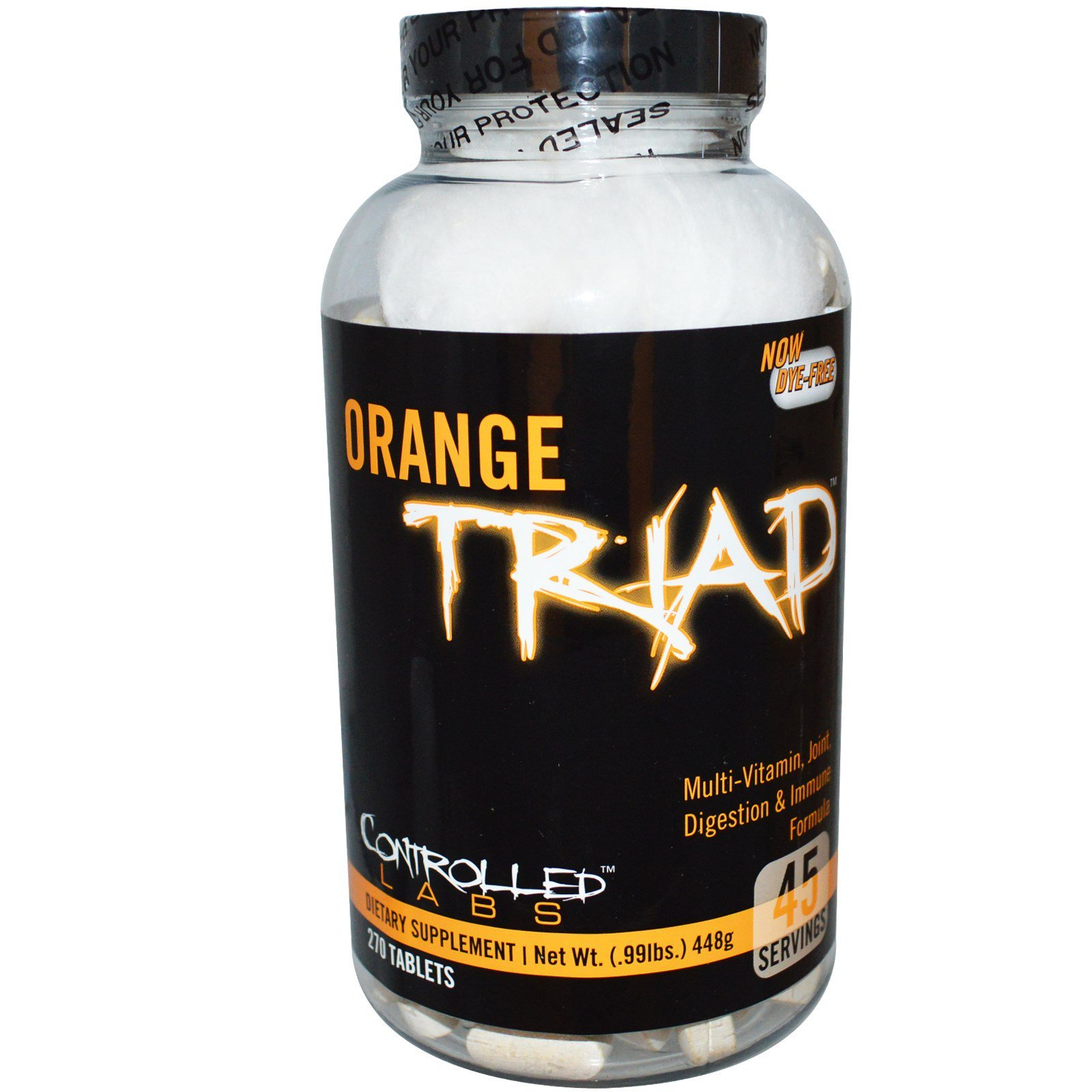 Controlled Labs, Orange Triad, Multi