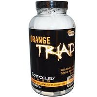 Оранжевая триада, мультивитамин, формула для суставов, пищеварения и иммунитета, 270 таблеток - фото