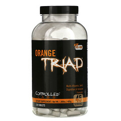 Controlled Labs, Orange Triad 複合維生素,關節/消化/免疫支持配方,270 片裝