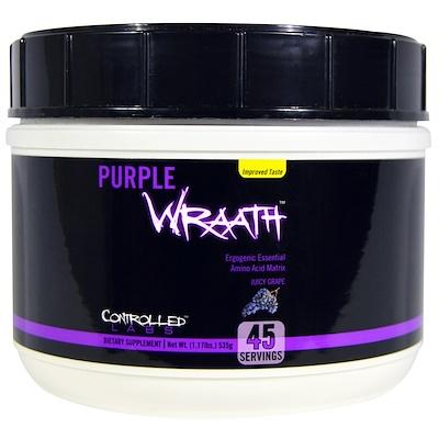 Фиолетовый гнев, сочный виноград, 1,17 фунта (535 г) purple wraath сочный виноград 1084 г
