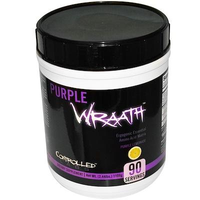 Purple Wraath, пурпурный лимонад, 1108 г purple wraath сочный виноград 1084 г