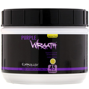 Контроллд Лэбс, Purple Wraath, Purple Lemonade, 1.26 lbs (576 g) отзывы покупателей
