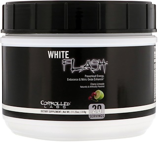 Controlled Labs, White Flash, Cherry Limeade, 11.23 oz (318 g)