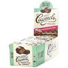 Cocomels, Orgánica, Caramelos de leche de coco cubiertos de chocolate, sal marina, 15 unidades, 1 oz (28 g) c/u