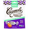 Cocomels, Orgânico, Caramelos de Leite de Coco, Original, 3,5 oz (100 g)