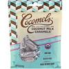 Cocomels, Orgánico, Caramelos de Leche de Coco, Sal de mar, 3.5 oz (100 g)