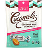 Cocomels, Organic, Coconut Milk Caramels, Sea Salt, 3.5 oz (100 g)