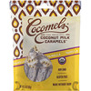Cocomels, Caramelos Orgânicos de Leite de Coco, Vanilla, 3.5 oz (100 g)