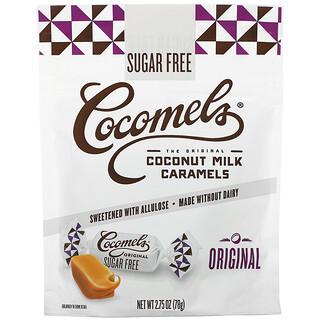 Cocomels, Coconut Milk Caramels, Sugar Free, Original, 2.75 oz (78 g)