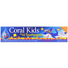 Coral Kids Toothpaste, Berry Bubblegum, 6 oz (170 g)