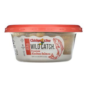 Chicken of the Sea, Wild Catch, Premium Alaskan Salmon, 4.5 oz (128 g)