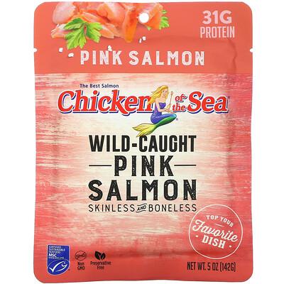 Chicken of the Sea Wild-Caught Pink Salmon, 5 oz ( 142 g)