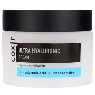 Coxir, Ultra Hyaluronic, Cream, 1.69 oz (50 ml)