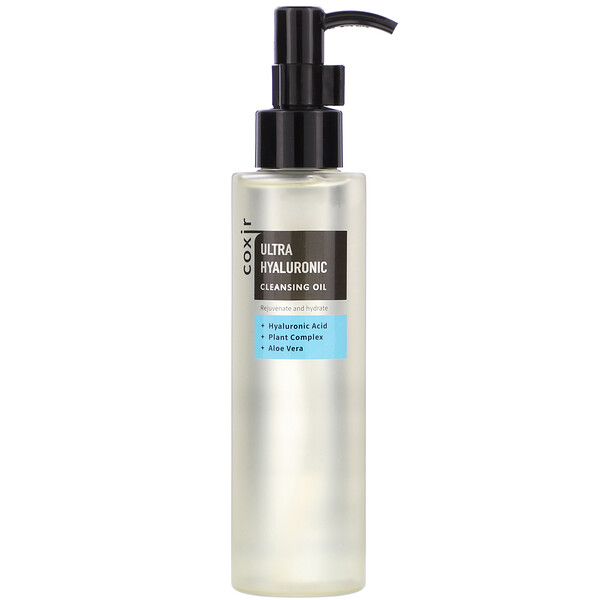 Ultra Hyaluronic, Cleansing Oil, 5.07 oz (150 ml)