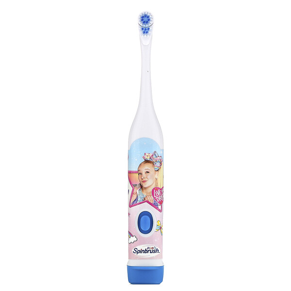 Kid's Spinbrush, Soft, 1 Powered Toothbrush