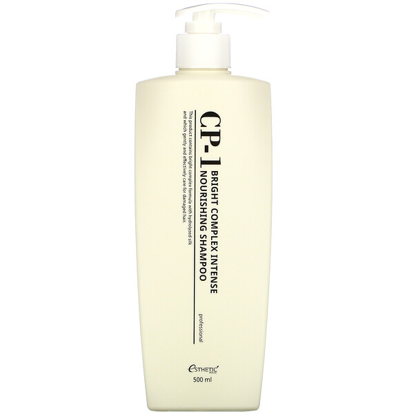 CP-1, Bright Complex Intense Nourishing Shampoo, 500 ml