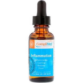 CompliMed, Inflammation, 1 fl oz (30 ml)