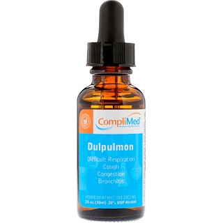 CompliMed, Dulpulmon, 1 fl oz (30 ml)